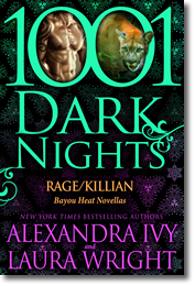 Alexandra Ivy & Laura Wright: Rage / Killian