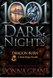 Donna Grant: Dragon Burn