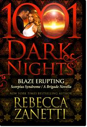 Rebecca Zanetti: Blaze Erupting