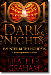Heather Graham: Haunted Be The Holidays