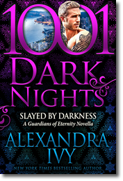 Alexandra Ivy: Slayed By Darkness