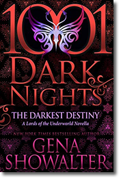 Gena Showalter: The Darkest Destiny